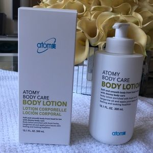 Other - Atomy Body Lotion